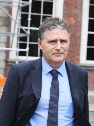 Gerard Lowry told the Disclosures Tribunal  today that there was no collusion with gardaí.