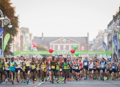 The 2017 edition takes place on Sunday 29 October.