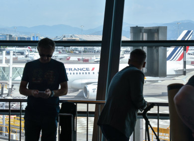 Air France has apologised for the mix-up.