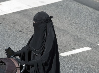 The veil was first banned in Belgium in 2013.
