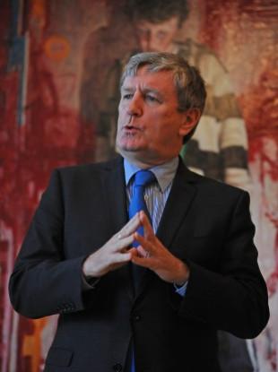 Irish ambassador to the UK, Dan Mulhall