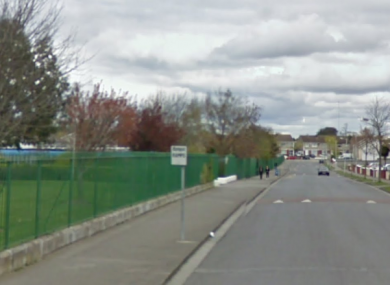Gardaí were called to the scene in Clonshaugh Drive
