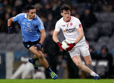 A number of tickets have been cancelled for the Dublin-Tyrone game this month.