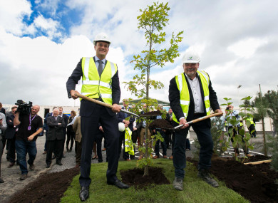 Varadkar welcomed the development as a 'significant investment in the Irish economy'