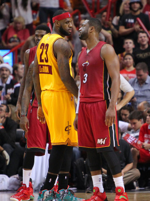 c0a1787e7fb Dwyane Wade looks like he's heading for a reunion with LeBron James in  Cleveland