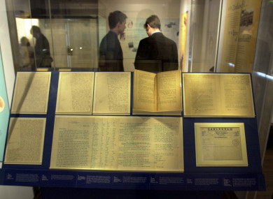 The Reformation letters join a host of other manuscripts and letters at the library.