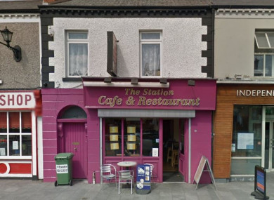 The Station Cafe, Lower Drumcondra Road