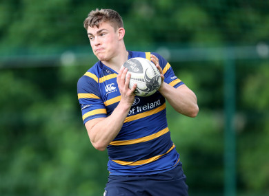 Ringrose will resume full contact training today.