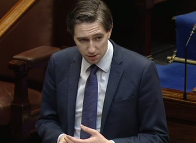Health Minister Simon Harris said no women should be suffering or left in pain.