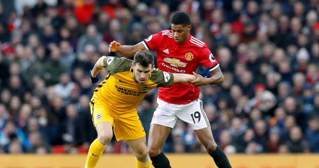 As it happened: Man United vs Brighton, Premier League