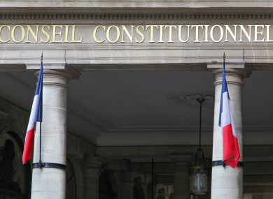 The French president Emmanuel Macron has promised to change the law.