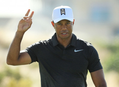 Tiger Woods makes his competitive return