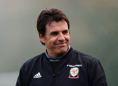 Coleman led Wales to the semi-finals of last summer's European Championships.