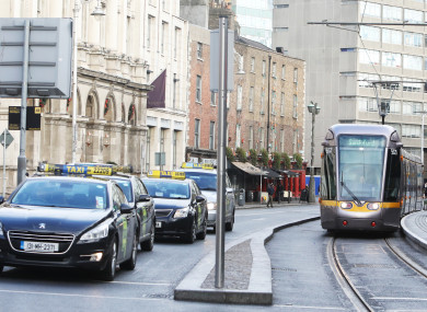 The Luas Cross City is now up and running through the heart of the city.