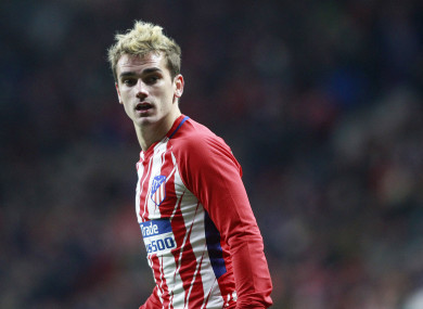 Atletico report Barcelona for illegal Antoine Griezmann approach · The42 81f8a1c0d