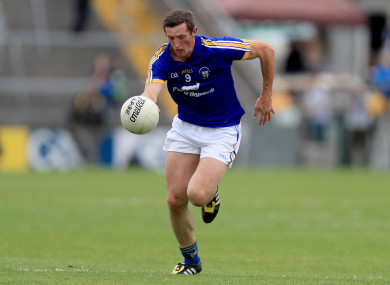 Midfielder Cathal O'Connor rattled the net (file pic).