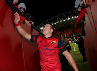 CJ Stander: news of big money offer lands.