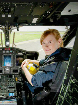 Dara Fitzpatrick was the first confirmed casualty from Rescue 116