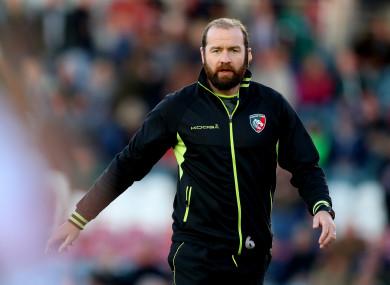 Murphy is in his fifth season as a coach.