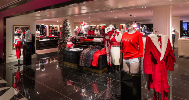 Here's your first look inside Dublin's swanky new Victoria's Secret store