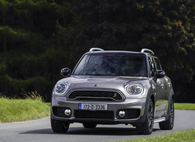 Review The Cooper Phev Is Minis First Ever Plug In Hybrid So Is