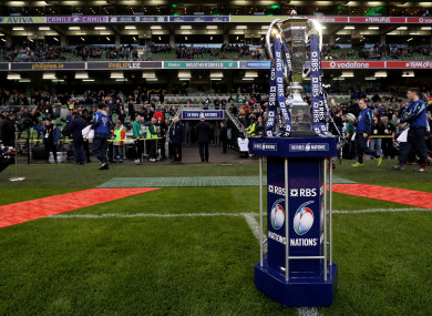 Who will lift the Six Nations trophy in 2018?