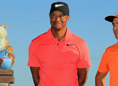 Future Is Bright After Comeback Insists Tiger Woods The42