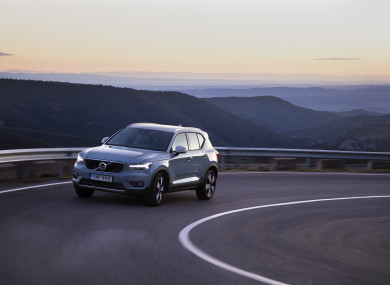Review The Xc40 Is Volvo S First Baby Suv And It Should Be At The