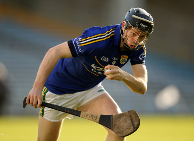 Colm Harty scored Kerry's goal today.