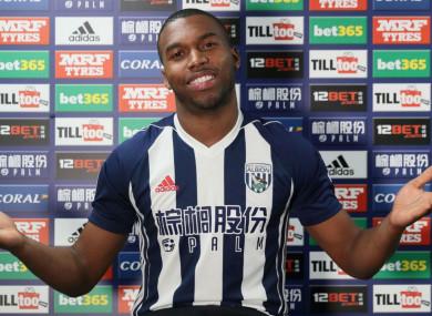 West Brom loan signing Daniel Sturridge