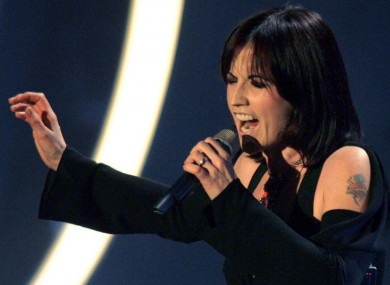 Cranberries singer Dolores O'Riordan dies aged 46