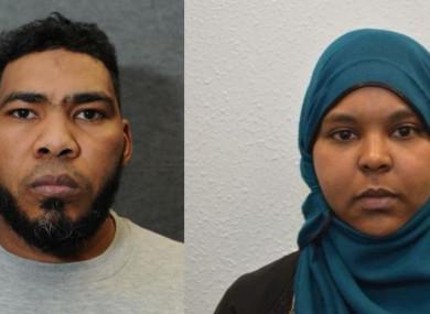 Munir Mohammed and Rowaida El-Hassan