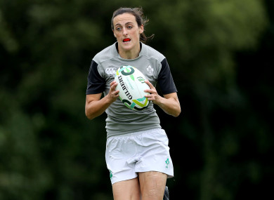 Hannah Tyrrell is one of the players afforded a rest this weekend.