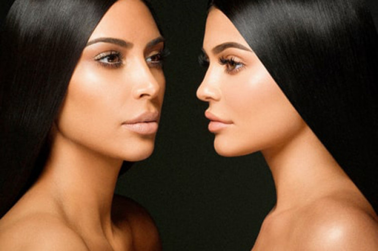 c7f7352f71 The internet is divided over whether Kylie Jenner was Kim Kardashian s  surrogate