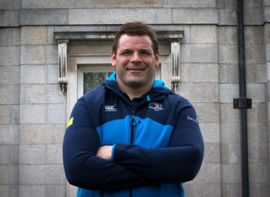 Ross has been appointed as scrum coach for the Six Nations.