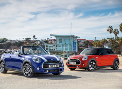 Mini 2018 Facelift >> Minis Are Getting A Facelift For 2018 Thejournal Ie
