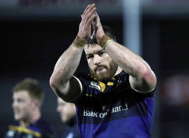O'Brien is now in a race against time to be fit for the Six Nations.
