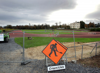 The original UCD track was closed down in 2011.