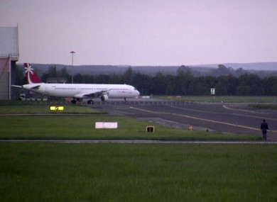One a day: 330 planes carrying weapons landed in Shannon
