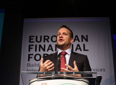 Taoiseach Leo Varadkar says he voted for the abolition of the Seanad in the 2013 referendum.
