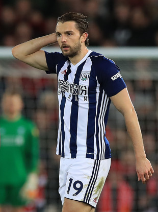 Jay Rodriguez (file pic).