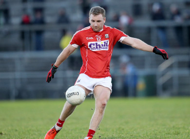 Michael Hurley is among the players to come into the Cork side for this weekend's game.