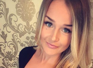 Molly McLaren was murdered by her ex-boyfriend.