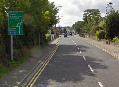 Man dies after his car crashes into a tree in Co Louth · TheJournal ie