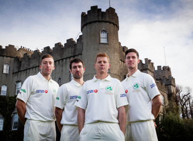 Ireland play their first Test match this May in Malahide.