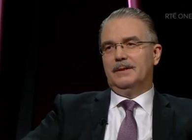 Russian Ambassador to Ireland Yury Filatrov