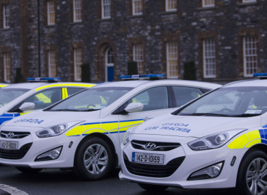 820d81568c  We prove no match for criminals in chases   Gardaí criticise slow roll-out  of new cars