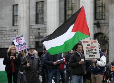6634e8631 Israeli government minister called on AIB to shut down Irish pro ...