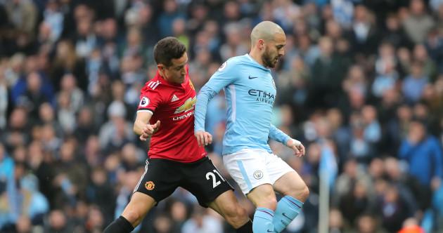 As it happened: Man City vs Man United, Premier League