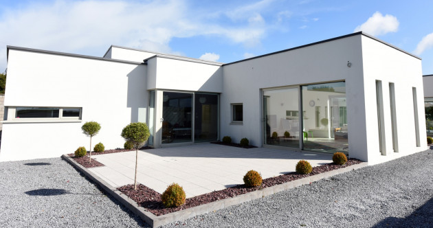 Striking modernist design in this home with a difference outside Cork city